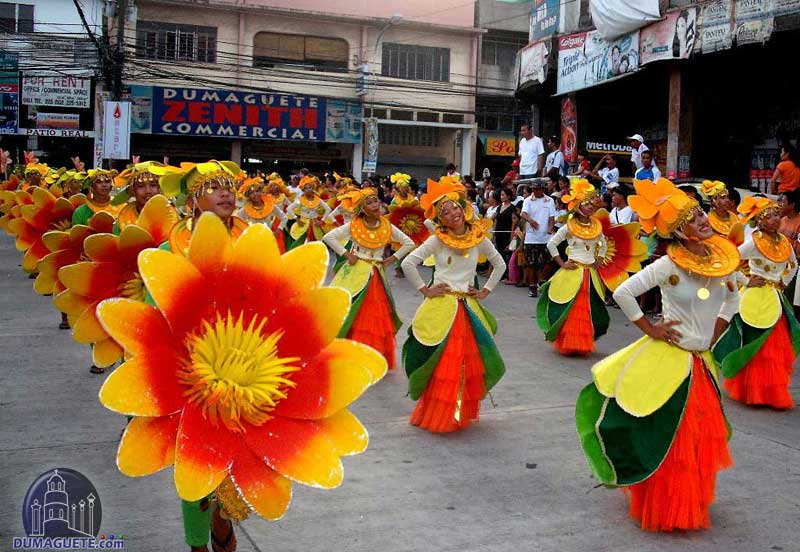 Kabulakan Festival steet dance parade