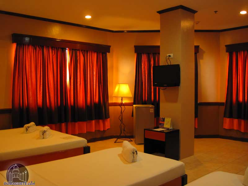 Hotel Palwa Dumaguete Room Rates