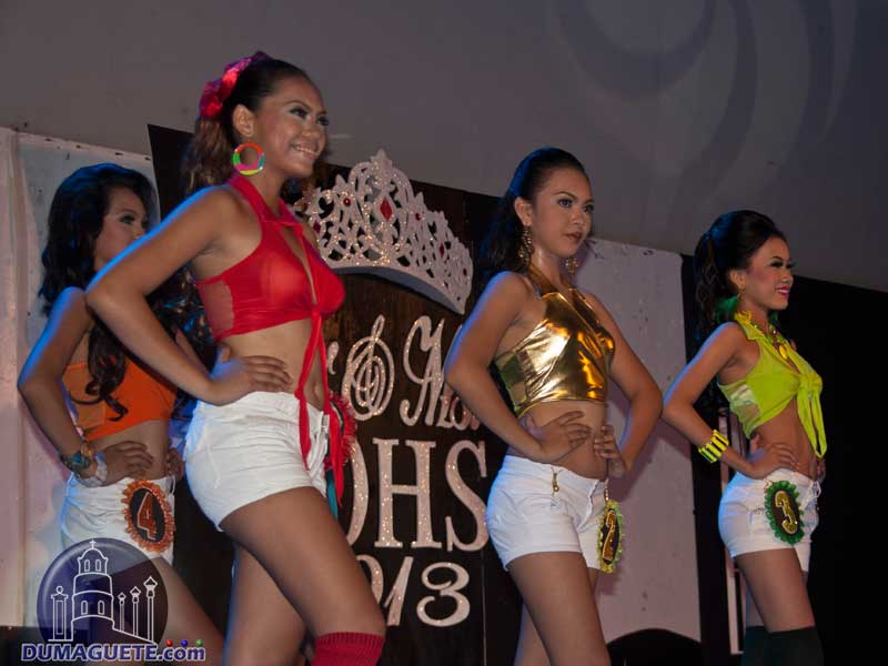 Miss Negros Oriental High School 2013