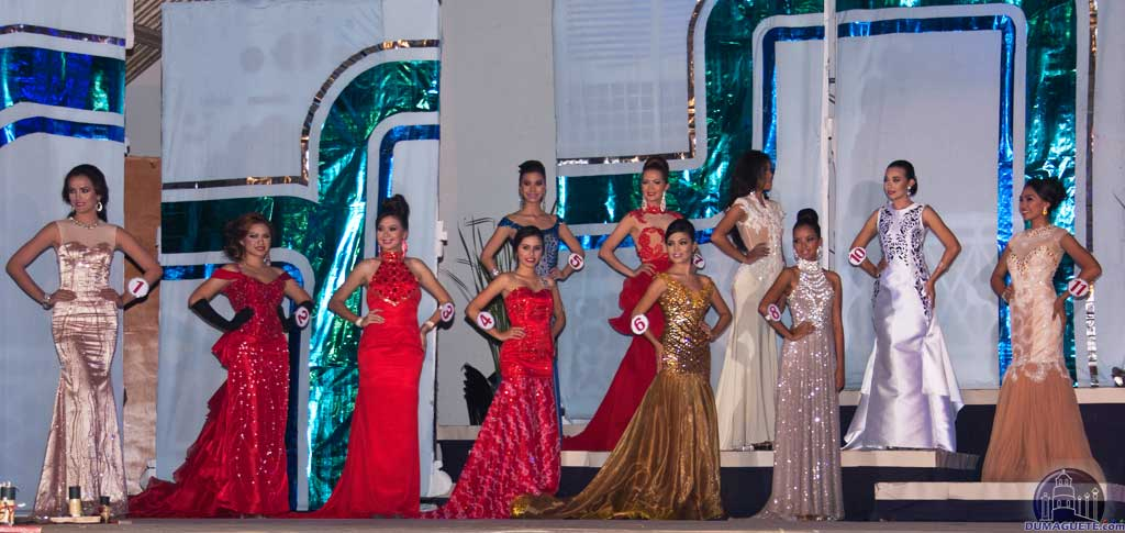 Miss Negros Oriental Tourism