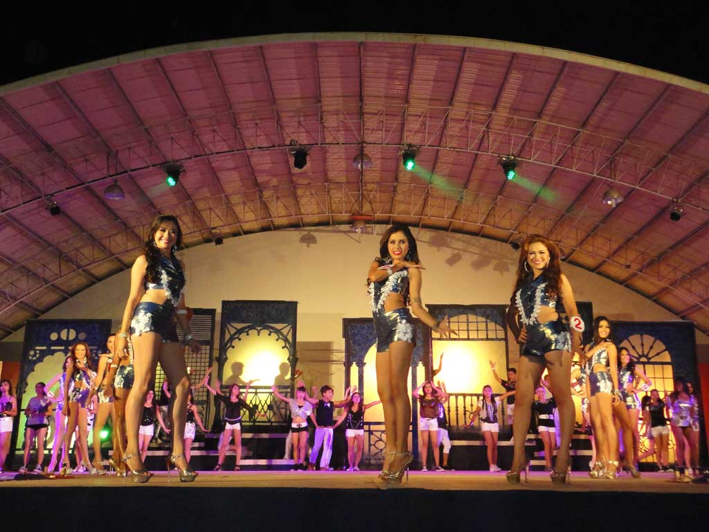 Miss Tourism 2013 Production Number