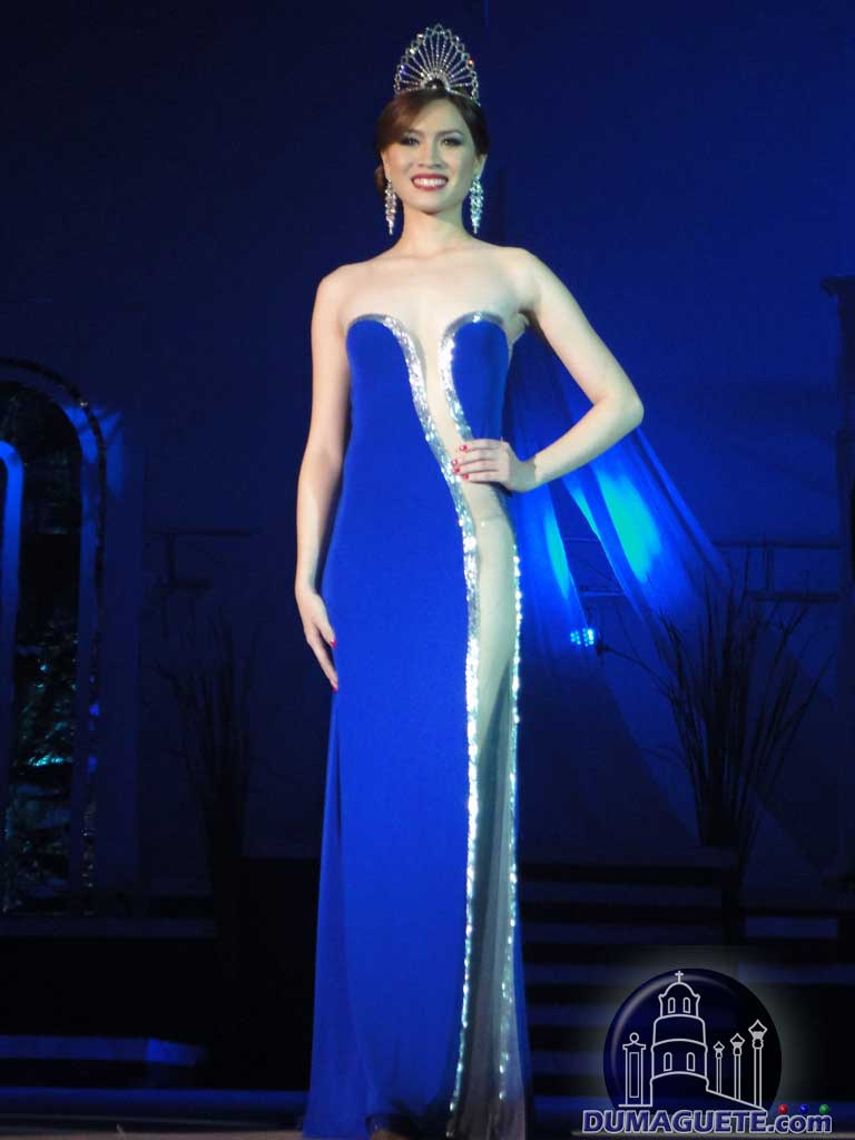 Negros Oriental Miss Tourism 2012