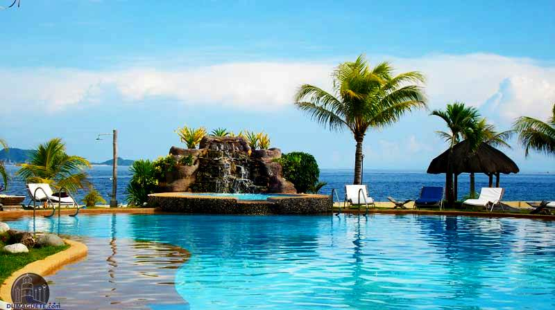 Thalatta beach resort - Hotels in dumaguete with swimming pool ...