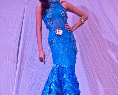 Miss Silka Dumaguete - Evening Gown