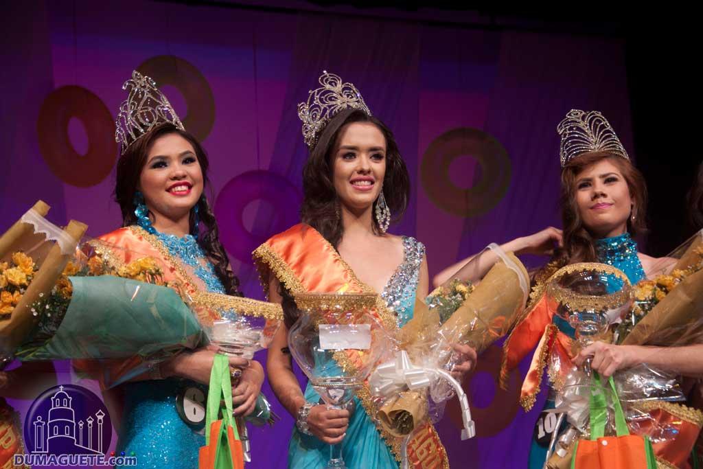 Congratulations Miss Silka Dumaguete 2014 - Anke Schelling