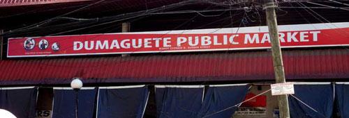 Public Market Dumaguete