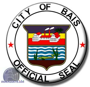 Bais City - Official Seal