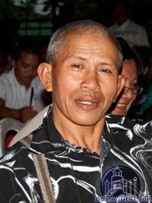 Barangay Captain - Orlando Inquig