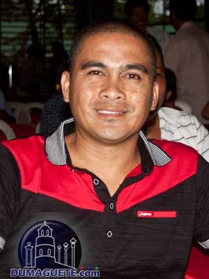 Barangay Captain Glenn Noay
