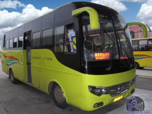 Ceres Bus to Mabinay