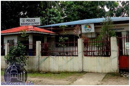 Cadawinonan Barangay Hall