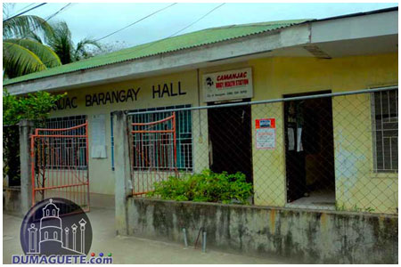 Camanjac Barangay Hall