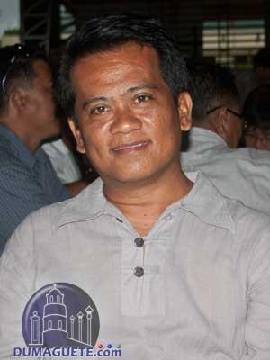 Barangay Captain Gregorio S. Oira