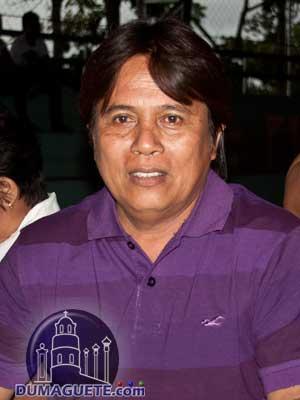 Barangay Captain Pelardo Sarte