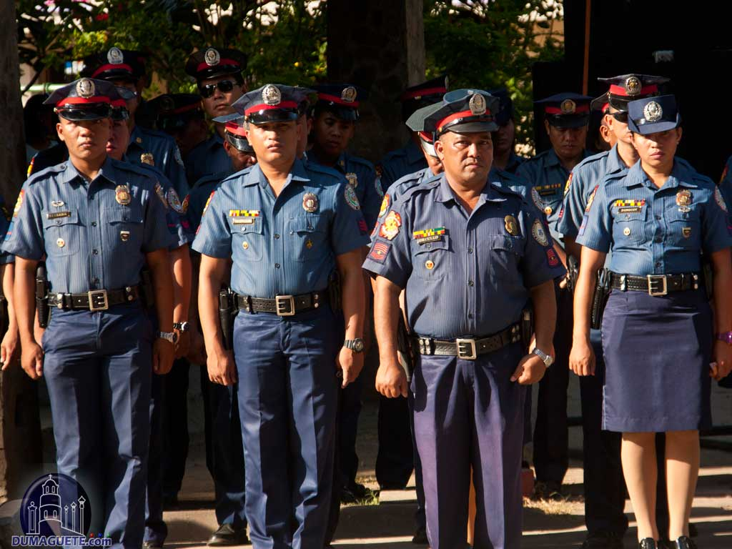 Dumaguete Police