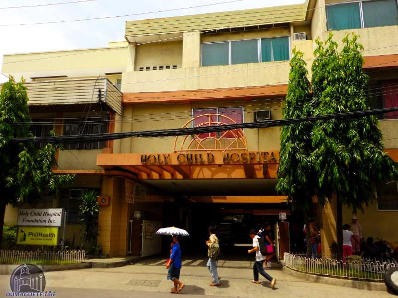 Holy Child Hospital Surban st Dumaguete
