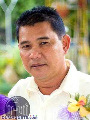 Barangay Captain Isagani Bana