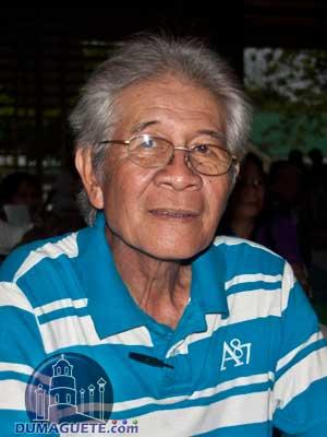 Barangay Captain Ricardo Valencia