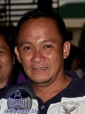 Barangay Captain Dionie Amores