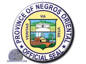 Negros Oriental - Official Seal