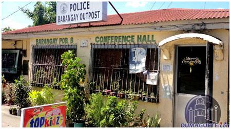 Barangay Hall Poblacion 8 - Cervantes Street