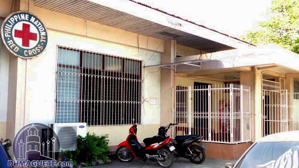 Red Cross office Dumaguete