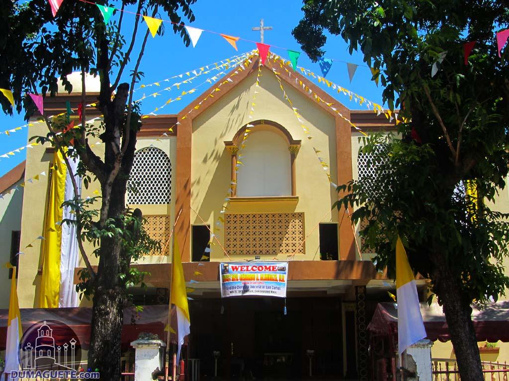 Saint Isidore Church in Vallehermoso