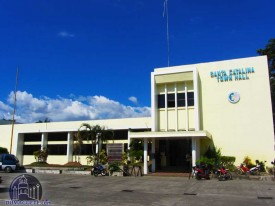 Santa Catalina Municipal Hall