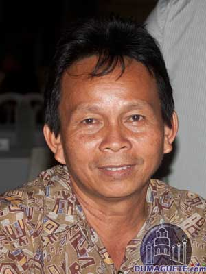 Barangay Captain Osias Pino