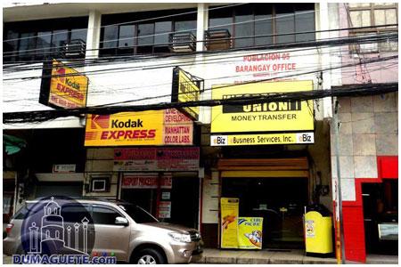 Barangay Office - Poblacion 5 - Silliman Area