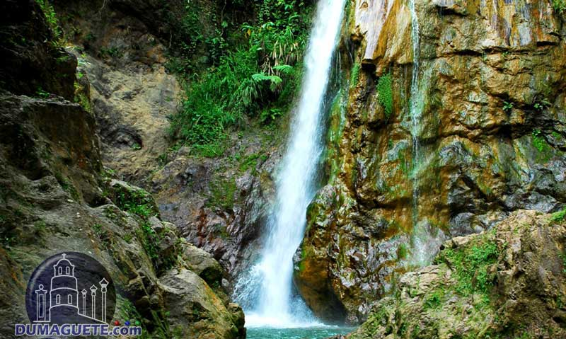 Waterfalls in Ayungon