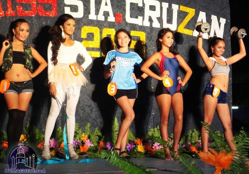 2013 Miss Santa Cruzan  Tabuk tubig
