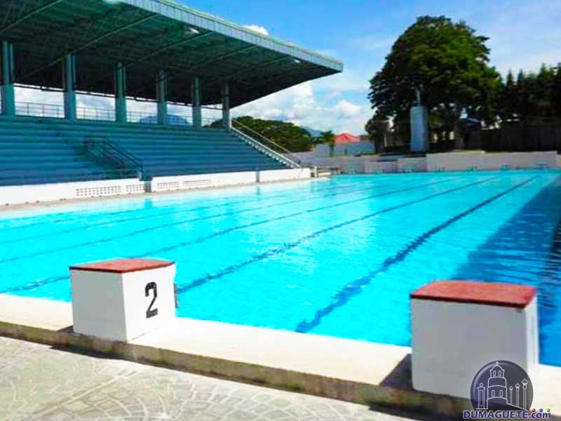 Aqua center in dumaguete for Swimming pool trade show barcelona