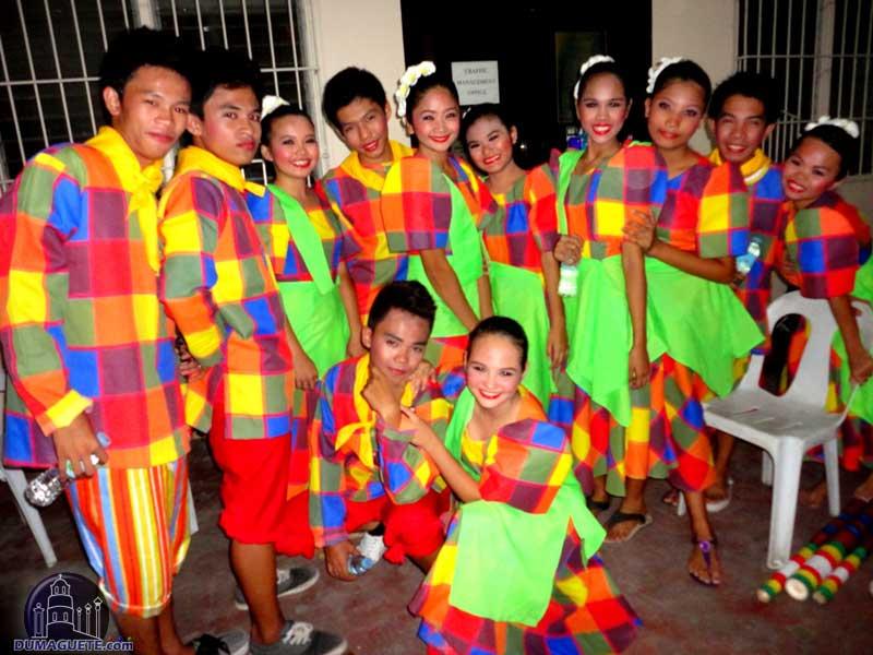 Folk Dance Bamboo Dumaguete Sandurot Fiestival