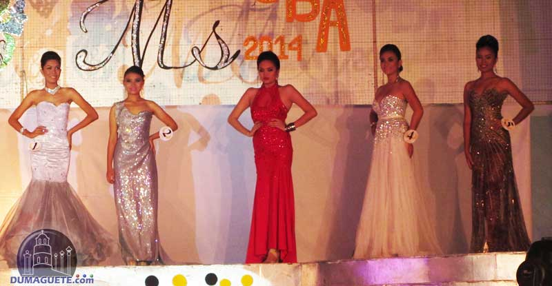 NORSU - Miss CBA 2014