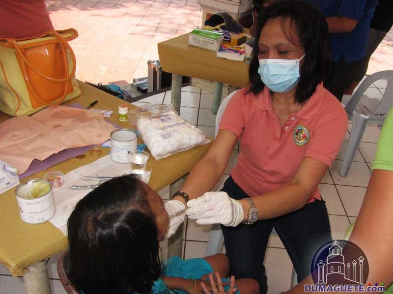 Medical and Dental Mission Dumaguete Dr Serena Rubio