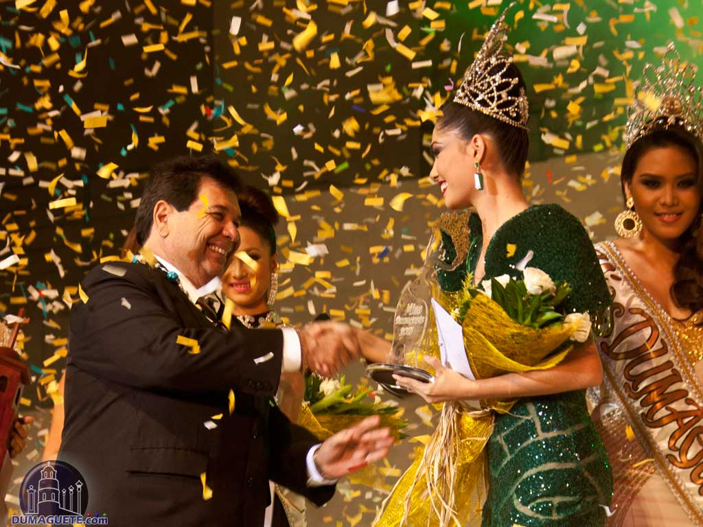 Miss Dumaguete 2013 Lorraine C. Kendrickson CORONATION