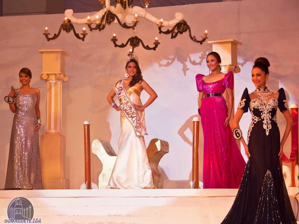 Miss Dumaguete 2012 Kate Vintula