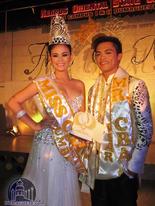 Mr & Miss CBA 2014