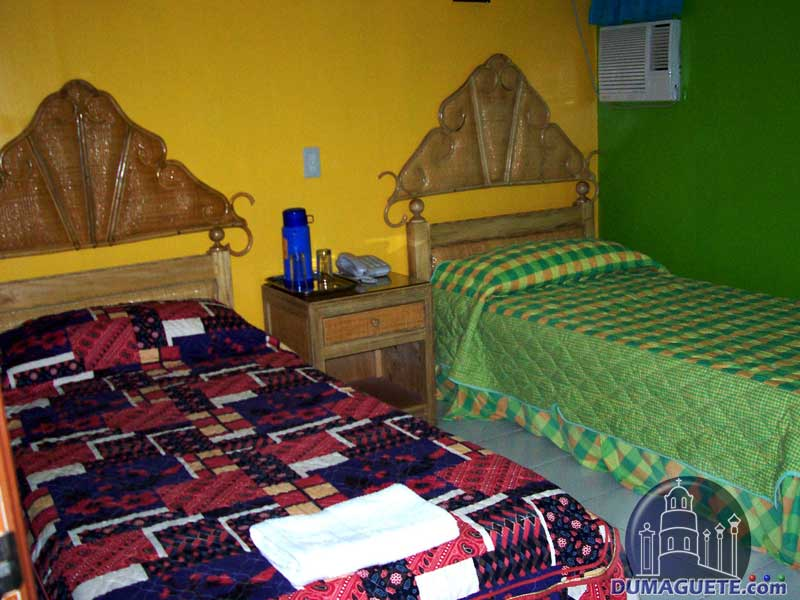 RM-guest house rooms