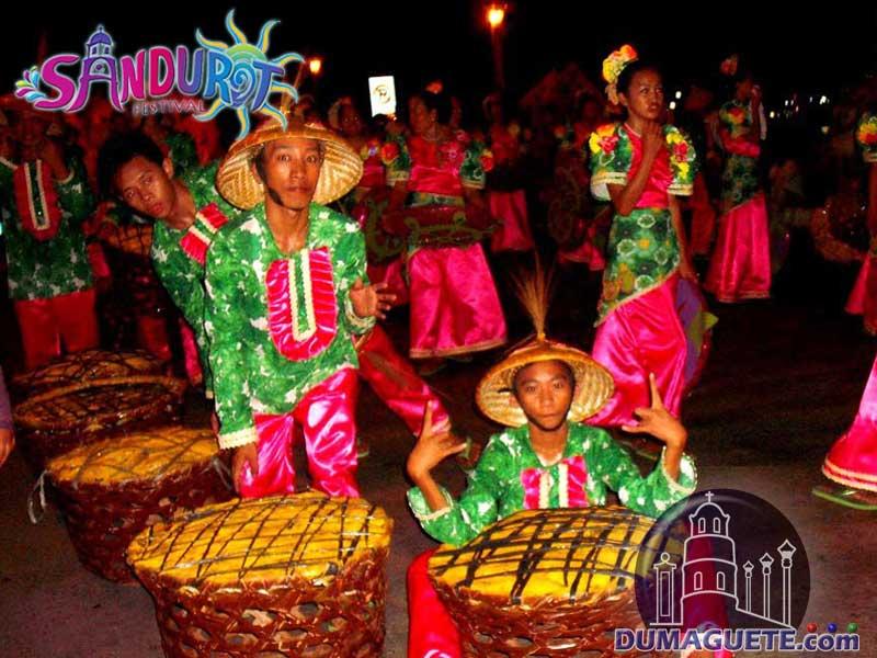 Sanduro-Festival-Dumaguete