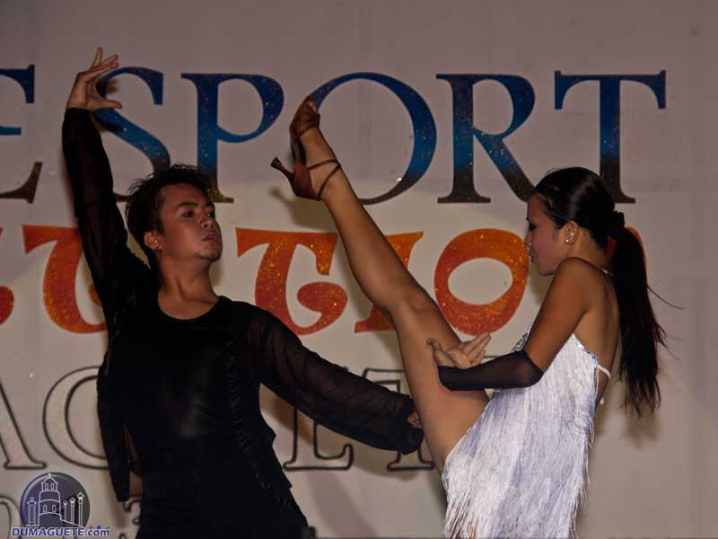 Sandurot Fiestival Dancesport-competition