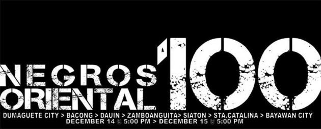 Ultra Marathon 100 KM Negros Oriental