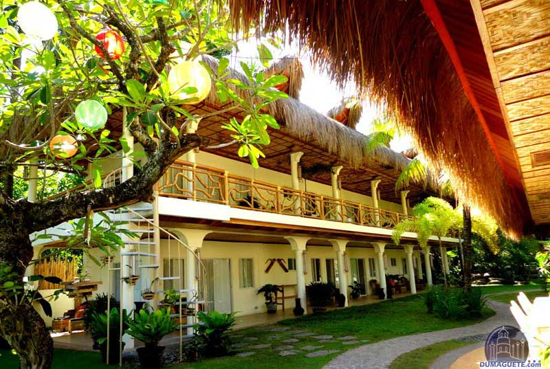 dumaguete Mike Dauin beach Resort seaview