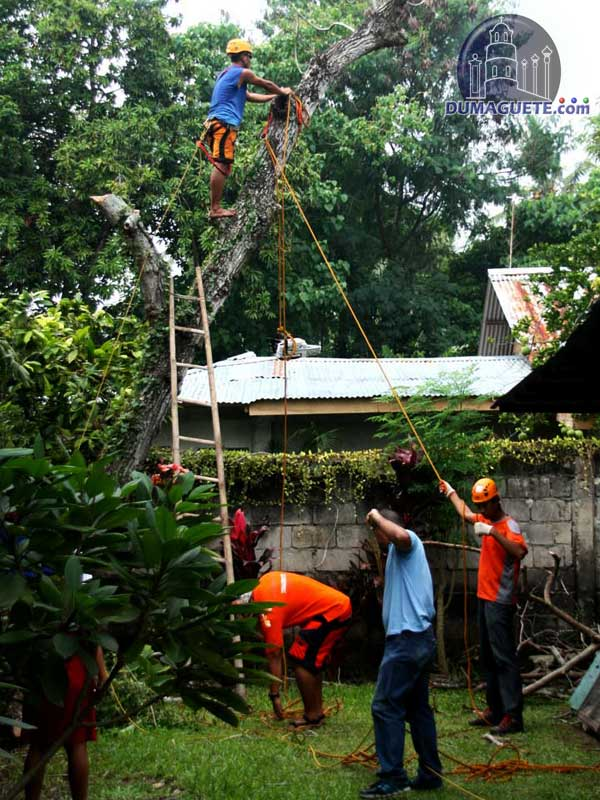 dumaguete rescue 348 at work