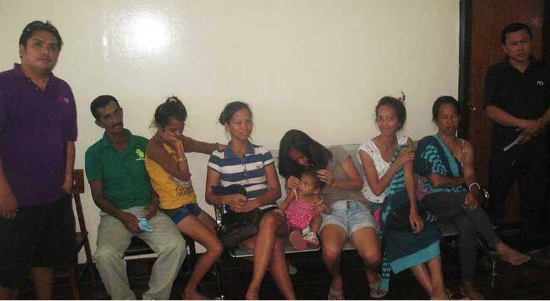 family tacloban