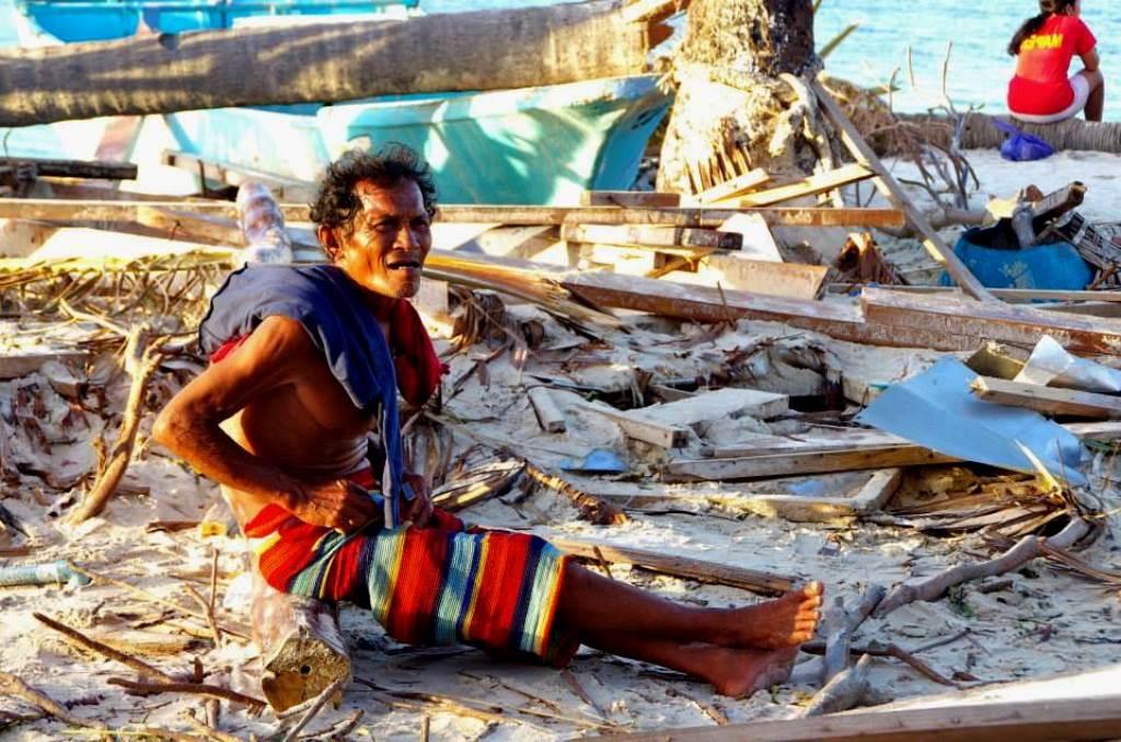 malapascua Yolanda Victim