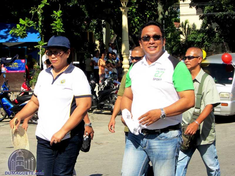 Roel Degamo - Governor Negros Oriental