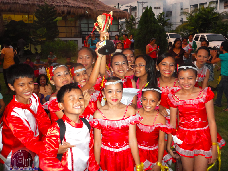Buglasan-2014-civic-Parade- marching band champion