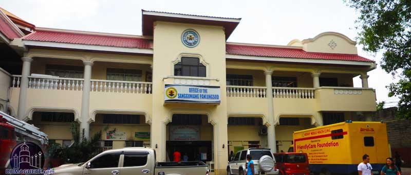 Colon Street City Health Office Dumaguete City